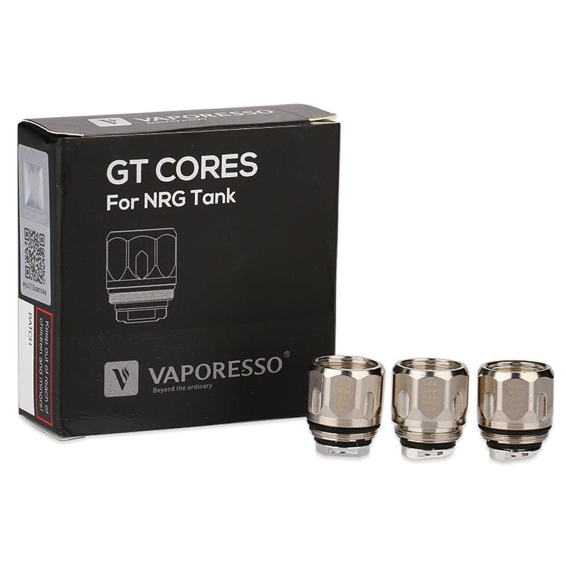 Vaporesso NRG GT Core Coil 3pcs (0.5ohm) - Zap Juice Online UK | E-Liquid | Vape Shop  | Authentic flavours