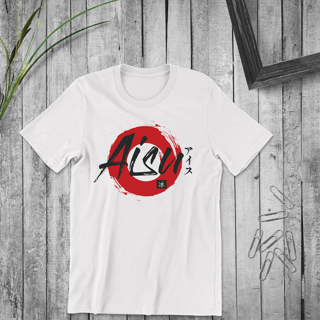 Aisu T-Shirt White - Zap Juice Online UK | E-Liquid | Vape Shop  | Authentic flavours