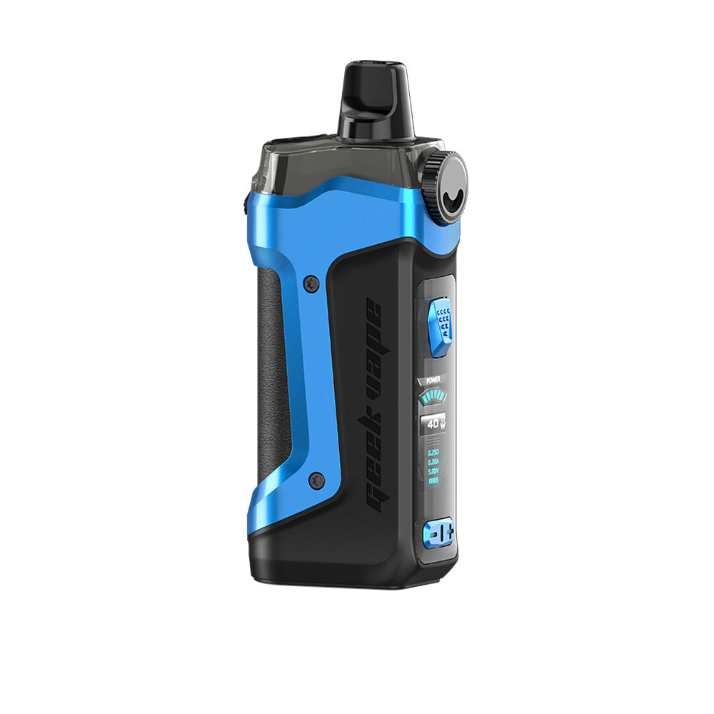 Geekvape Aegis Boost Plus 40w Pod Kit - Zap Juice Online UK | E-Liquid | Vape Shop  | Authentic flavours