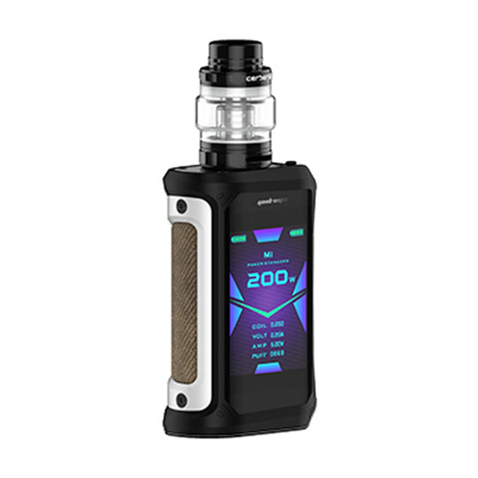 Geekvape Aegis X 200w TC kit (Cerebus Tank) - Zap Juice Online UK | E-Liquid | Vape Shop  | Authentic flavours