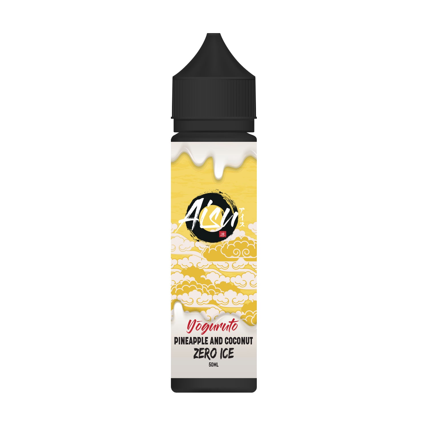 AISU Yoguruto Pineapple & Coconut ZERO ICE - Zap Juice Online UK | E-Liquid | Vape Shop  | Authentic flavours