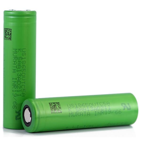 Sony VTC5 18650 Battery - 2500mAh 20A - Zap Juice Online UK | E-Liquid | Vape Shop  | Authentic flavours