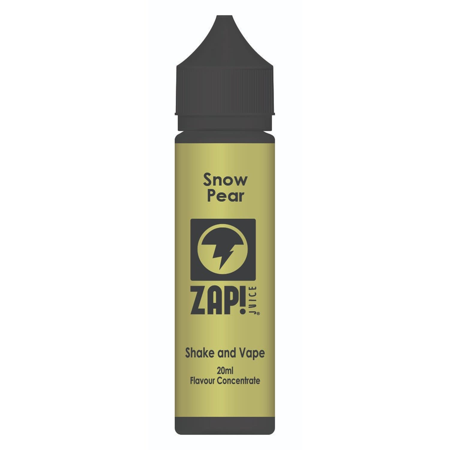 ZAP! Juice Snow Pear Shake and Vape 20ml Flavour Concentrate - Zap Juice Online UK | E-Liquid | Vape Shop  | Authentic flavours