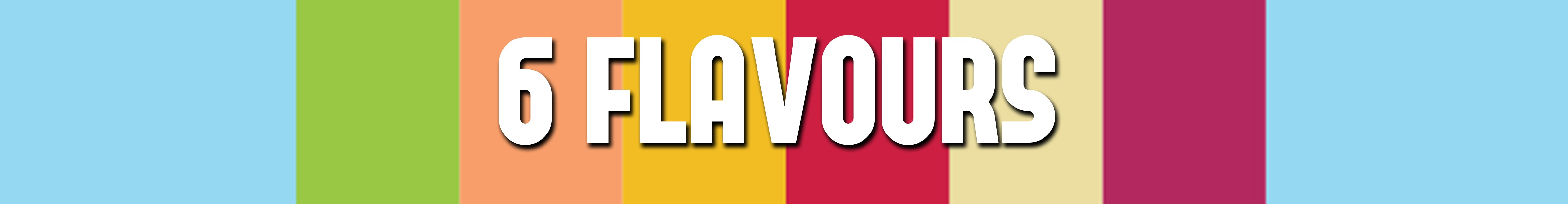 cola vape zap juice eliquid ejuice 6 flavours