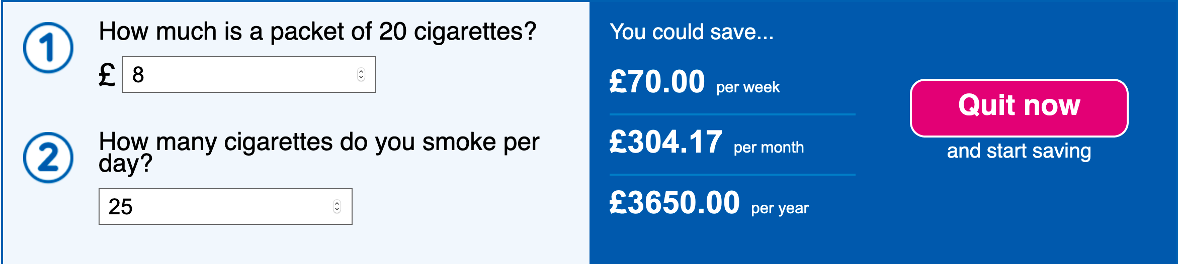 smokefree NHS