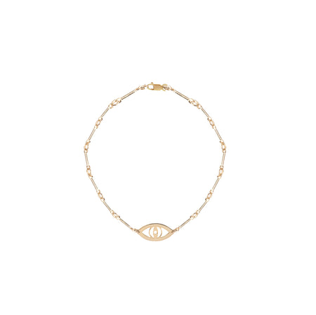 Star of David Diamond Bracelet | Anklet