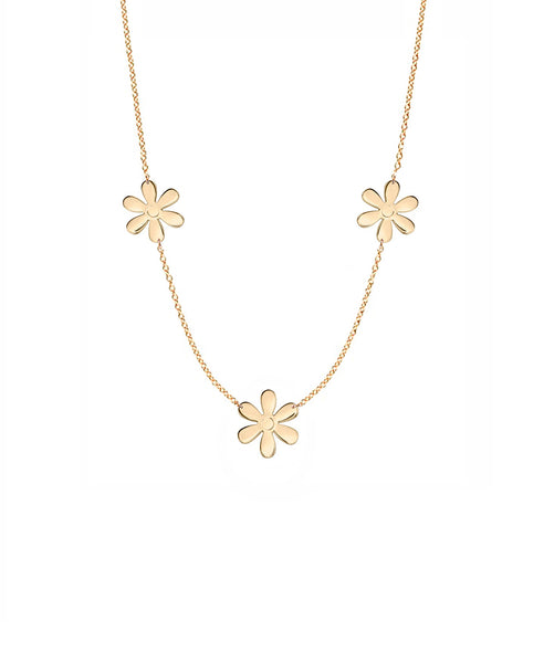 Mini Flower Necklace