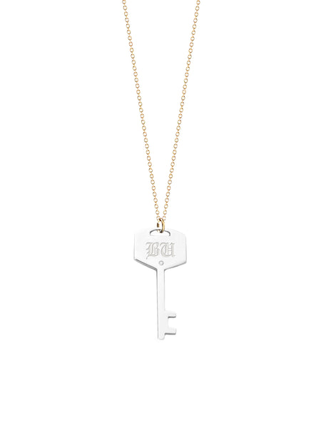 Key Personalized Necklace