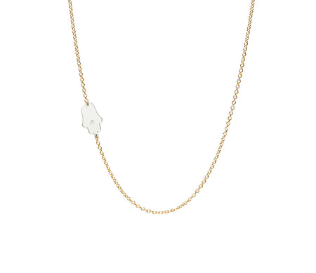 Venus Mini Heart Necklace