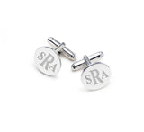 Personalized Initial Cufflinks