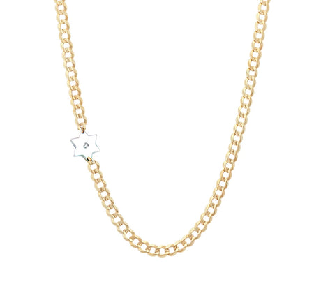 Chai Diamond Necklace