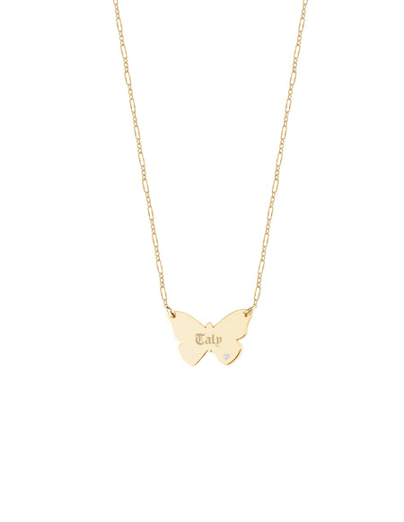 Taly Initial Necklace