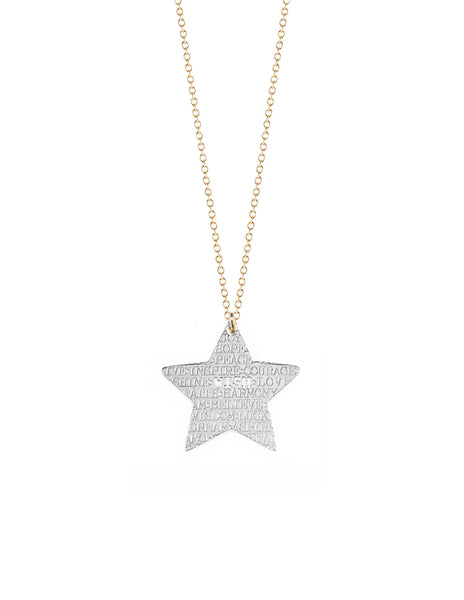Star Inspiration Necklace
