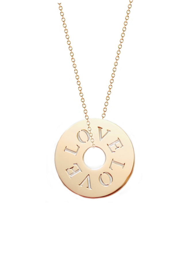 Token of Love Necklace