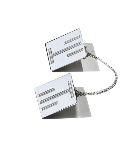Custom Made Sterling Silver Tallit Clips