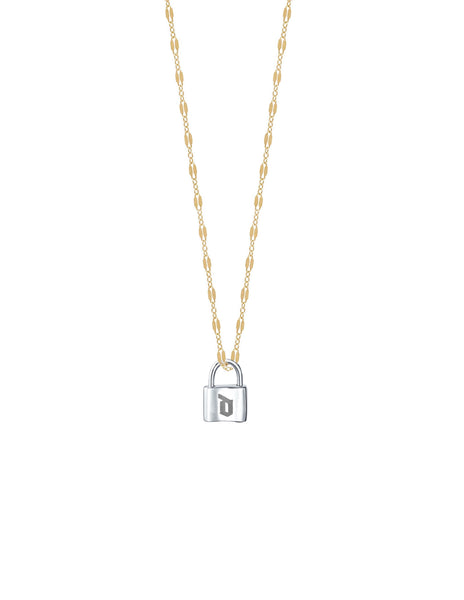 Lock Personalized Victoria Necklace