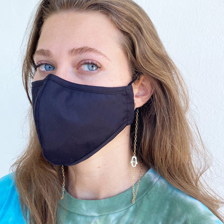Evil Eye Mask Chain Holder