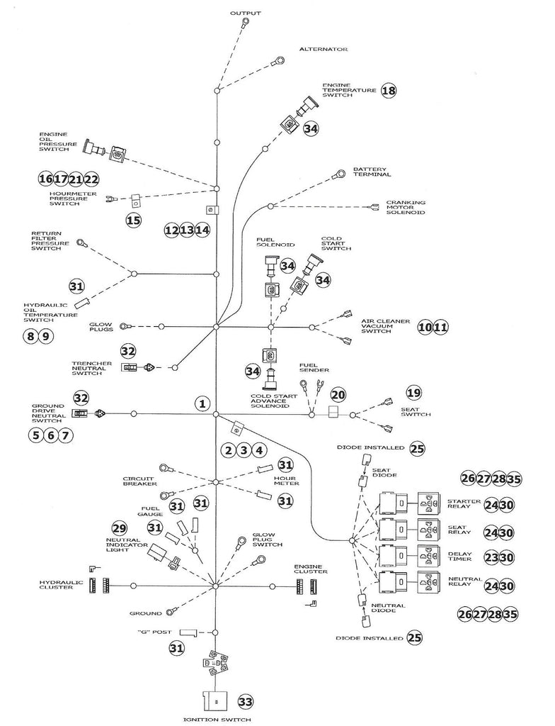 astec maxi sneaker d electrical diagram