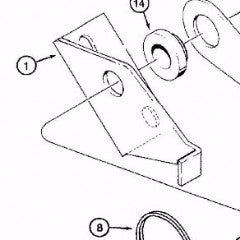 106403A1 - Reference Number 1 - Bracket