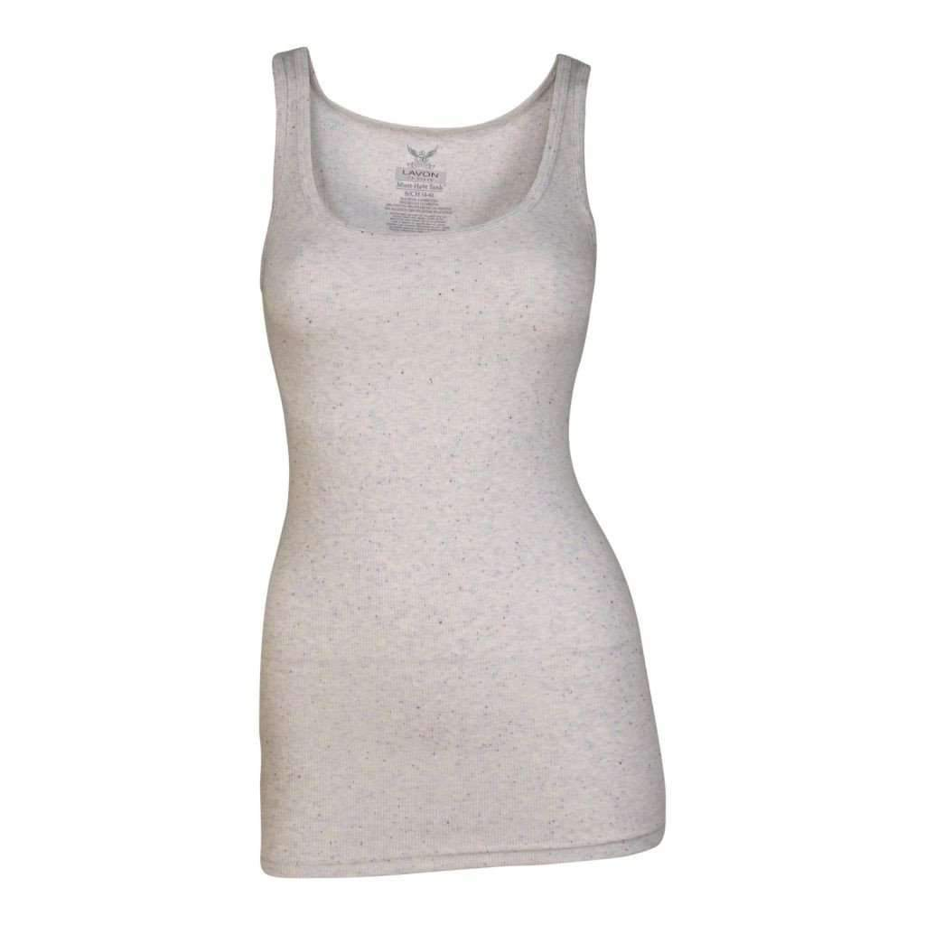 Ladies Ribbed Tank Top