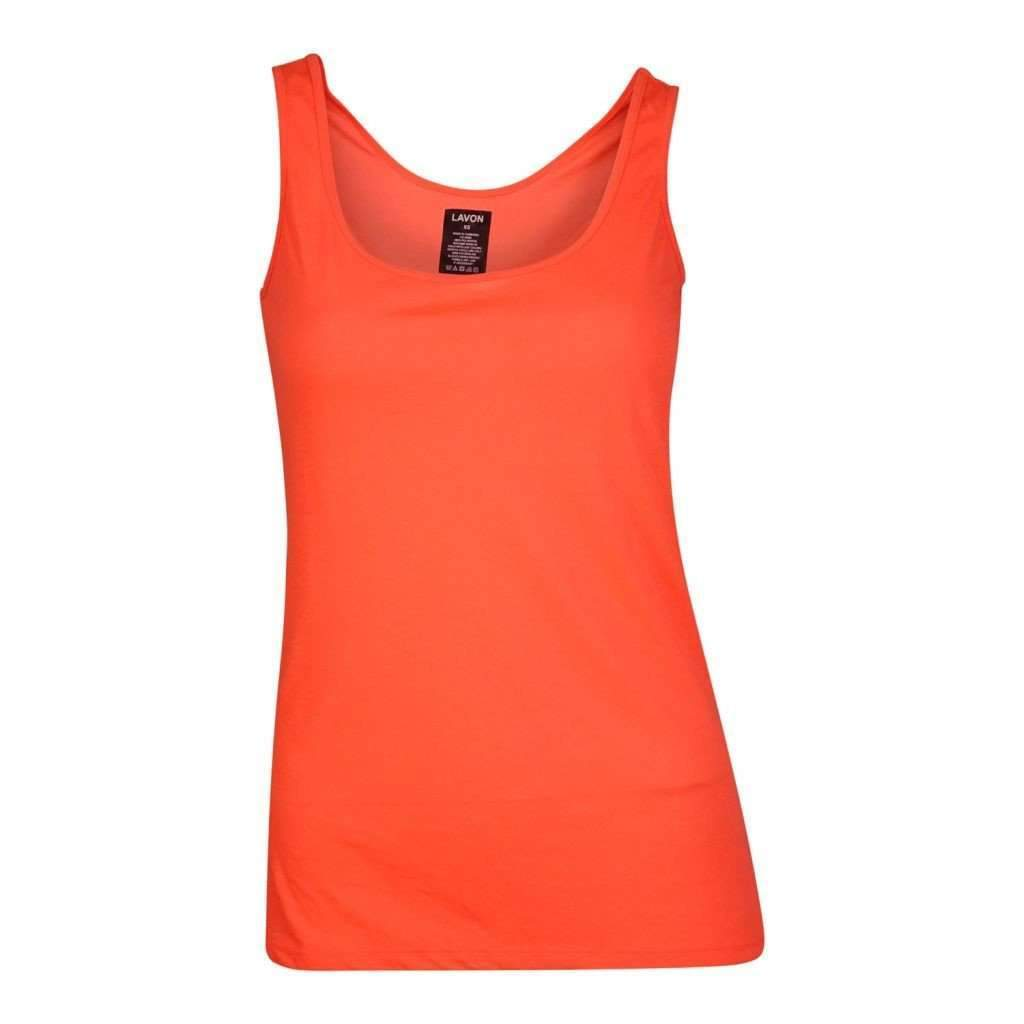 Ladies Tank Top Assorted Colors