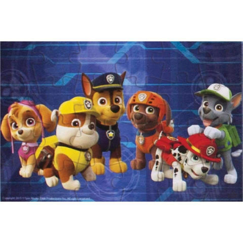 Holography Puzzle Paw Patrol