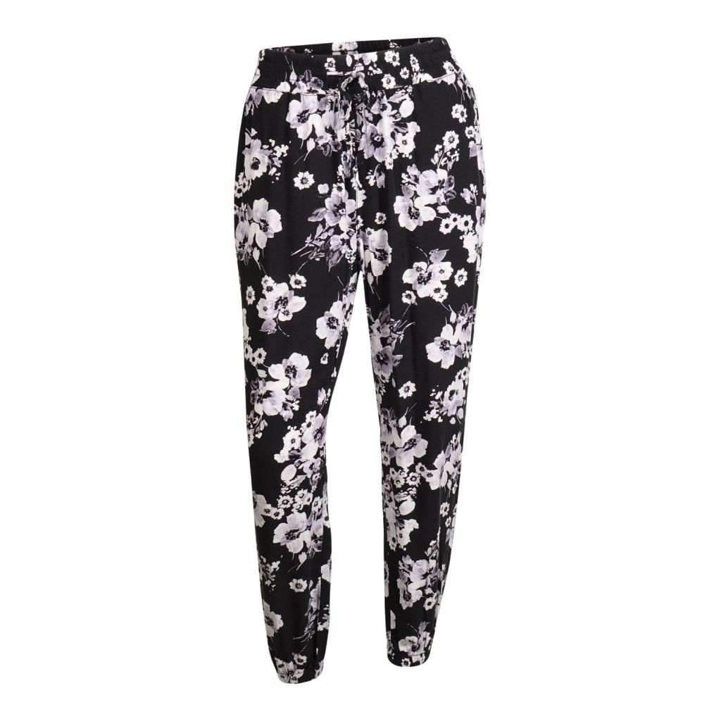Ladies Casual Pants Printed Designs Asst Prints