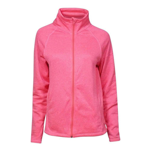 Ladies Sweartshirt Avtive Full Zipper