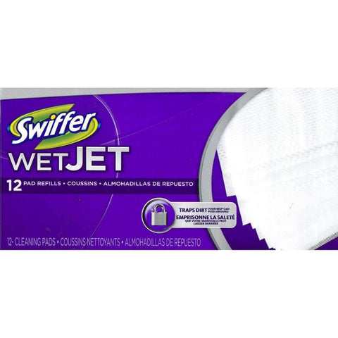 Swiffer - Wet Jet Cleaning Pads Refill