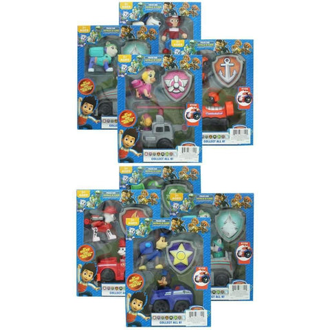 Paw Patrol Collectable Characters