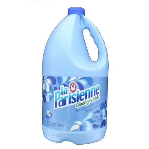 La Parisienne - Biodegradable Fabric Softener, Real Fresh