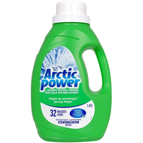 Arctic Power - Liquid Laundry Detergent, Spring Magic