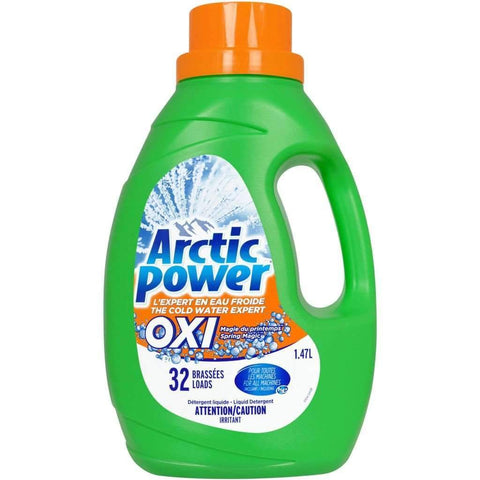 Arctic Power - Liquid Laundry Detergent, Oxi