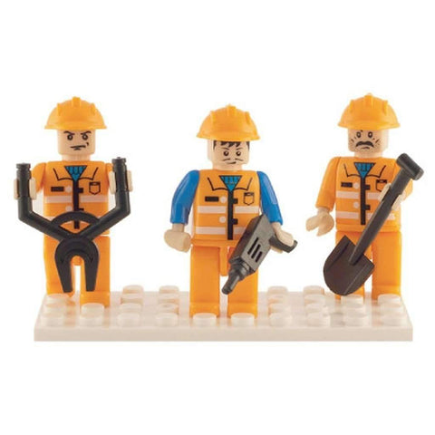 BricTek - Construction Trio