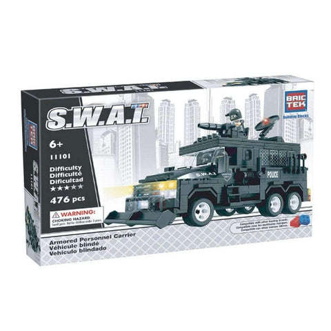 BricTek - Swat Armored Personnel Carrier