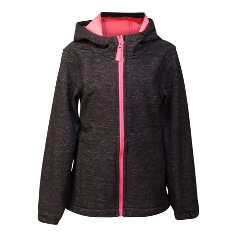 Girls 7-16 Jacket Soft Shell Assorted Colors