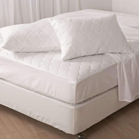 230 Thread Count Antibacterial Mattress Pad