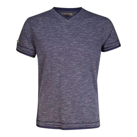 Mens Short Sleeves T-Shirt Yd Garment Washed