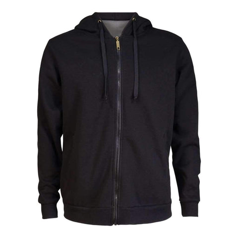 Mens Full Zip Hooded Sweatshirt