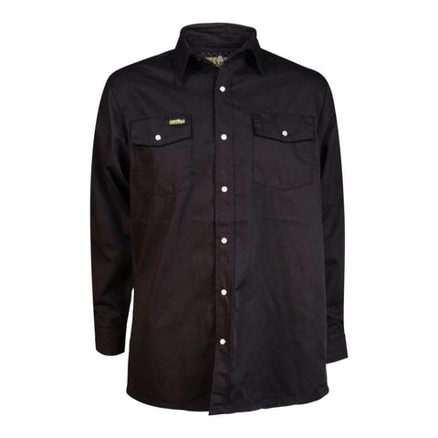 Mens Td Work Shirt In Long Sleeves