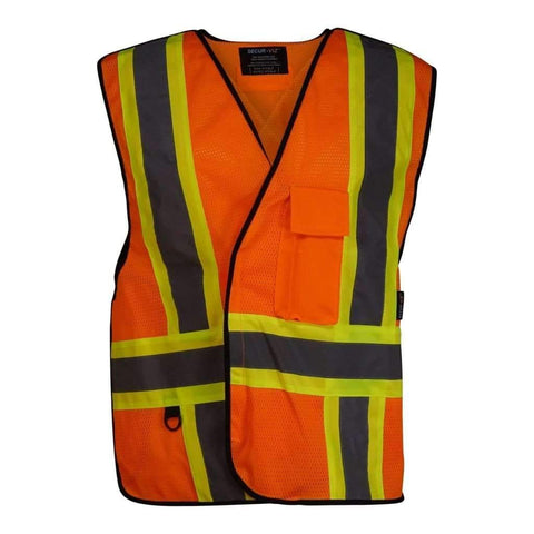 Mens Work Vest One Size Fits All