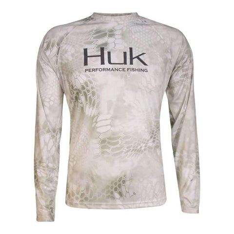 Mens S-3Xl L/S Tops Solid & Print