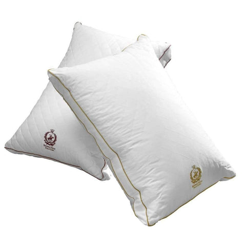 Beverly Hills - Quilted Pillow, Firm