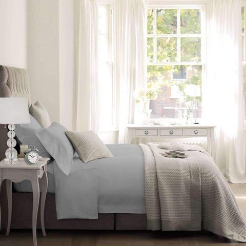 Sheet Set  Lt.Green T1500 Blanc De Blanc