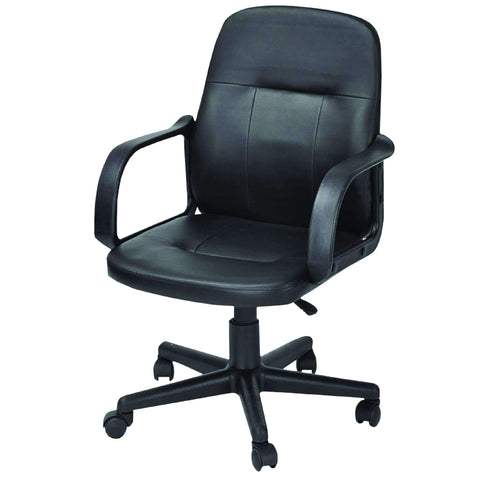 Office Chair Adjustable - Black