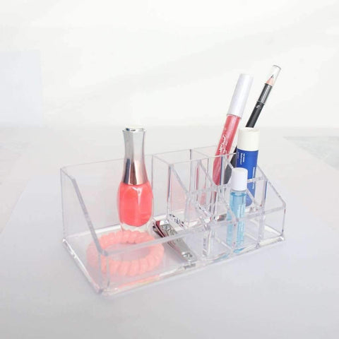 Studio 707 - Retangular Make Up Organizer, 4x7x3