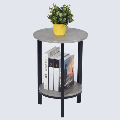 Round Accent Table 40x40x80cm