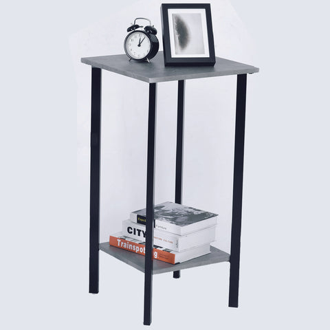 Square Accent Table 40x40x80cm