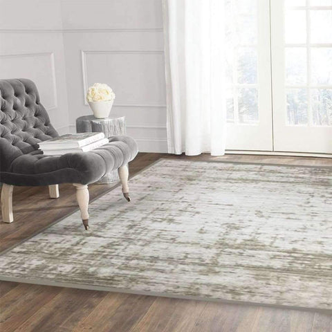 Adrien Lewis - Renfrew Distressed Carpet, Beige