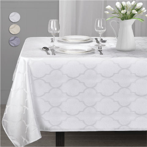 Nappes de Table en Jaquard